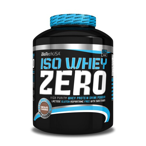 biotech usa iso whey zero 2270g sports nutrition centre. Black Bedroom Furniture Sets. Home Design Ideas